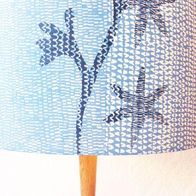 Sally Dove Hand Screen Printed Lampshades