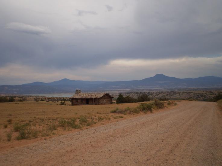 Ghost Ranch: Ghosts, Santa Fe