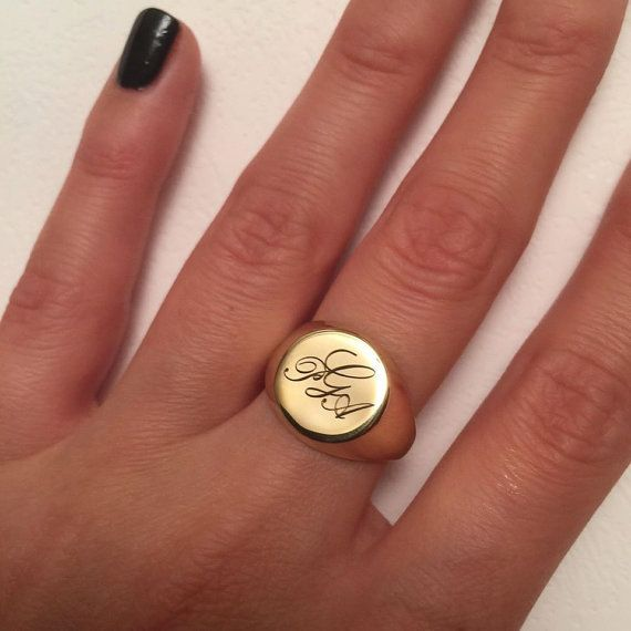 35 best Personalized ring images on Pinterest