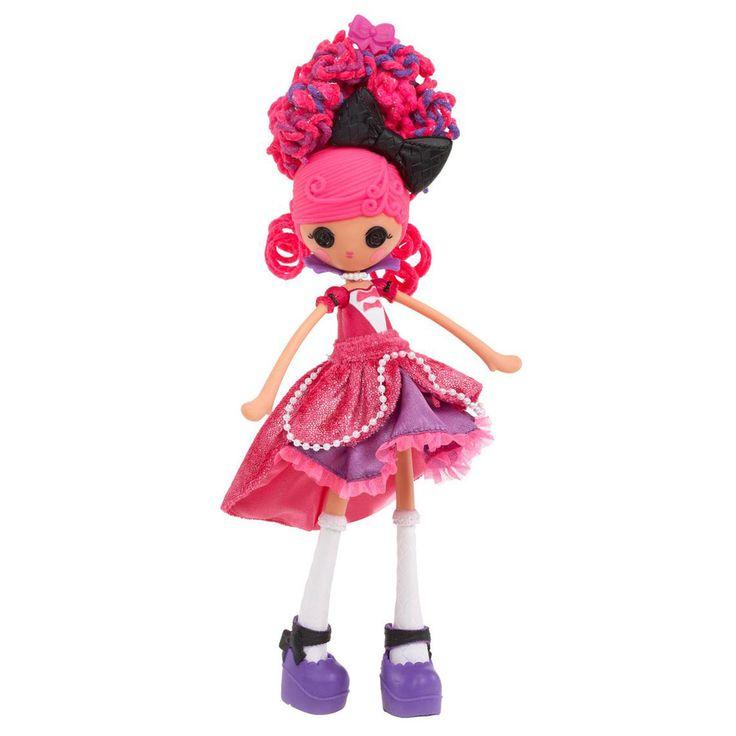 Geef deze Lalaloopsy pop een nieuw kapsel. Geschikt voor kindjes vanaf 4 jaar. Te vinden bij Sassefras Meisjes Speelgoed voor écht peuter en kleuter speelgoed.