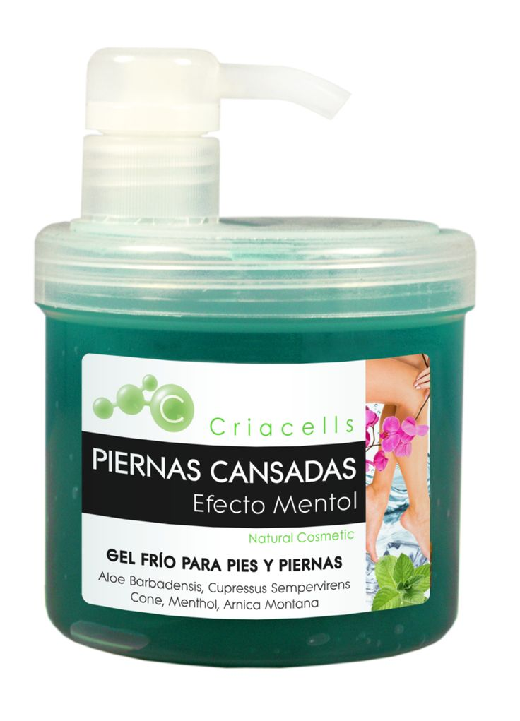 Jornadas en el Tocador: Gel Frío para Piernas Cansadas de Criacells http://jornadaseneltocador.blogspot.com.es/2015/05/gel-frio-para-piernas-cansadas-de.html http://www.salonroches.com/criacells-madrid.htm http://tienda.salonroches.com/index.php?id_manufacturer=6&controller=manufacturer