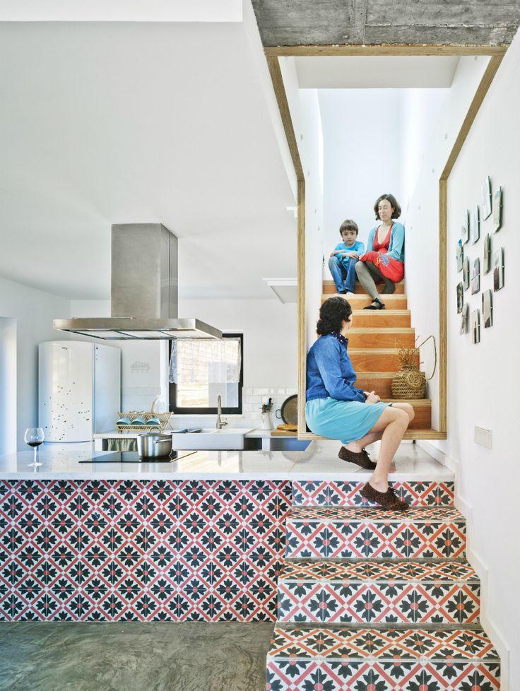 Casa en Murcia para tres hermanas del estudio Blancafort&Reus. - AD España, © David Frutos www.revistaad.es