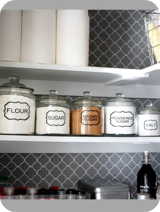 Flour Canister Set - Foter