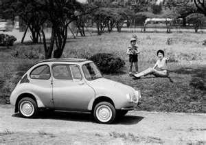 SUBARU 360(bone in 1958)