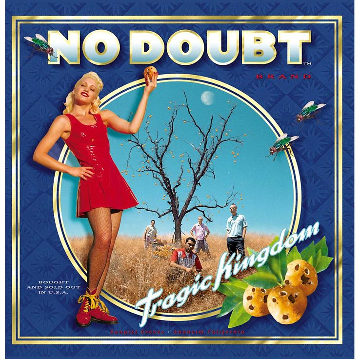 Universal Music Group No Doubt - Tragic Kingdom LP
