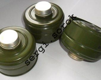 Russian Gas Mask Filter Canister GP-5k 40mm with gas mask box for gp-5/gp-7/ gp-7VM, 3 pcs https://www.etsy.com/listing/561753859/russian-gas-mask-filter-canister-gp-5k?ref=shop_home_active_6  Russian Gas Mask Filter Canister GP-5k 40mm  with gas mask box for gp-5/gp-7/ gp-7VM, 3 pcs                                                                                                                                                                                                10,83 $…