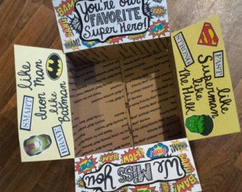 Care Package Decorating Kit Finals Week by OneDayCloserDesign
