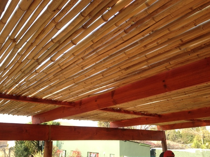 Natural bamboo is treated and lacquer finished and kiln dried, to give that beautiful natural look.