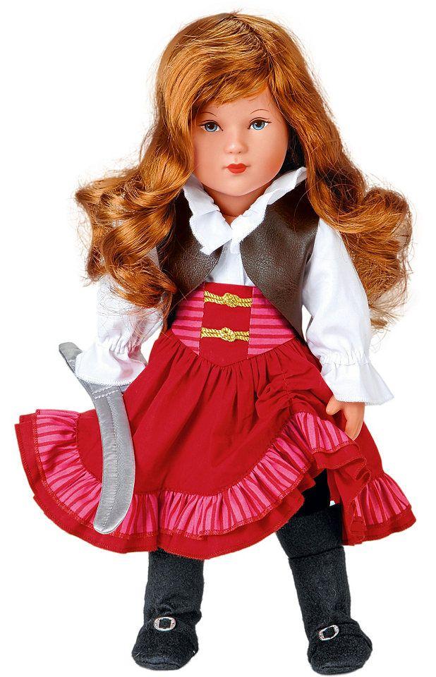 Käthe Kruse Puppe, »Piratenbraut Elizabeth«