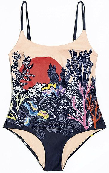 Guide to one-piece swimwear: the wish list – in pictures