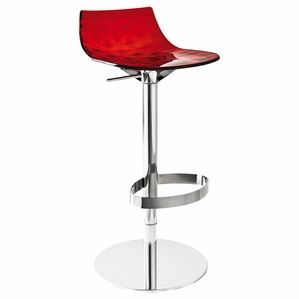 Calligaris Ice Adjustable Stool