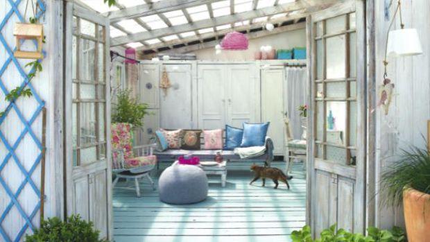 PROMĚNA: Vysněná veranda