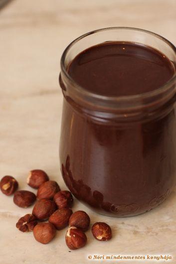 Nóri mindenmentes konyhája: Cukormentes házi mogyorókrém (Nutella) laktóz és tejtermékek nélkül