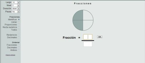 FRACCIONES.ACTIVIDADES оценочный