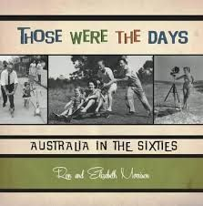 A stunning book capturing Australia in the Sixties which I illustrated and created the book layout and design.
