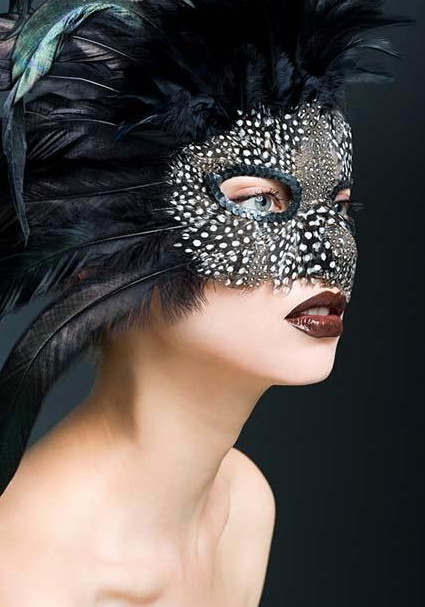 striking Pinned by Catgurl onto bd: Masquerade