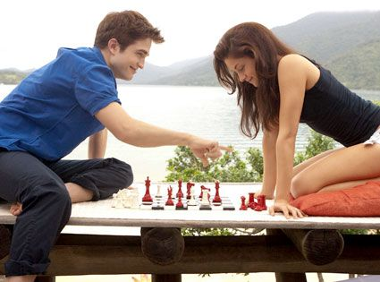 24. Married and Loving It (Breaking Dawn Part 1) from 28 Best Twilight Movie Scenes Ever!