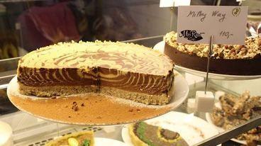 Veganský dort chuťově předčí i výrobky mistrů cukrářů