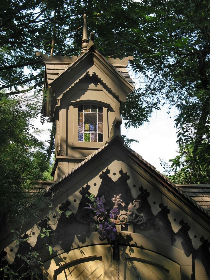 249 Best Gingerbread Images On Pinterest Victorian Porch