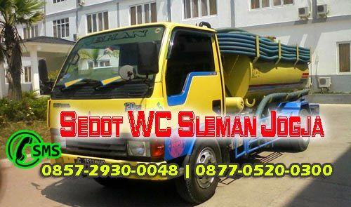 Jika anda berada di daerah sleman dan sekitarnya, anda bisa menghubungi kami sebagai salah satu jasa sedot WC sleman jogja yang murah dan terbaik.