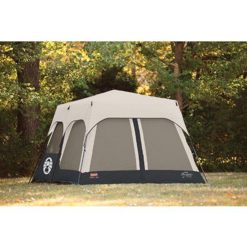 Coleman Accy Rainfly Instant 8 Person Tent Accessory, Black, 14x10-Feet. Shopswell | Shopping smarter together.™