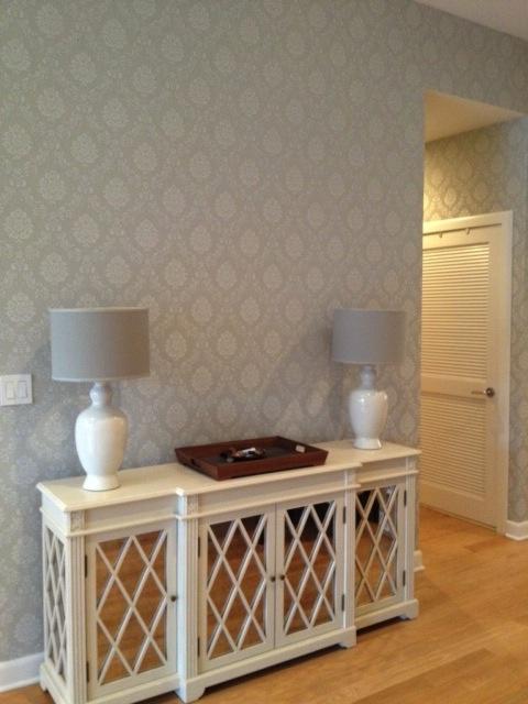 dining room wallpaper - graham & brown