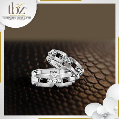 Tbz wedding bands