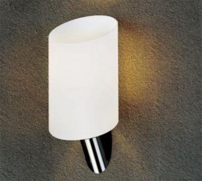 AZzardo Rosa Vit - Vägglampa