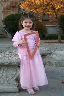 St Cecelia All Saints Day Costume