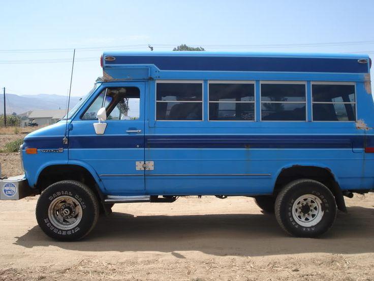 Craigslist Santa Fe Cars >> 1147 best Vans & Motorhomes images on Pinterest | Caravan, Campers and Motor homes