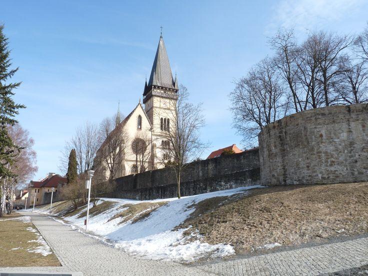 Basilica of St Egidius, Bardejov, Slovakia