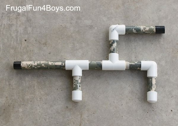 How to Make a Marshmallow Blow Gun out of PVC Pipe