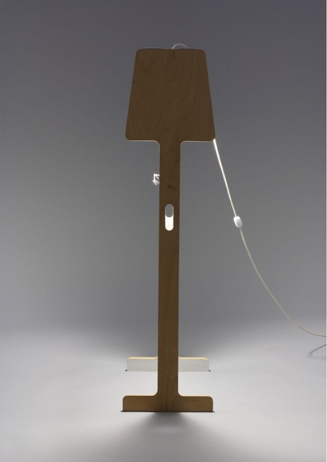 LOST AND FOUND NOMAD lamp