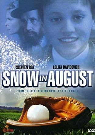 Stephen Rea & Peter Anthony Tambakis & Richard Friedenberg-Snow in August