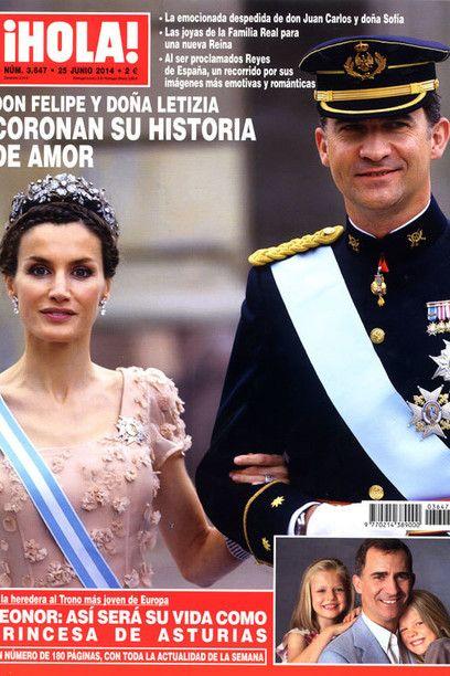 La boda real española fue uno de los grandes momentos de la revista en lo que llevamos de siglo