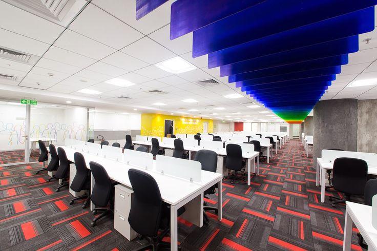 Corvi Downlights and Square #LED - M3BI office, Hyderabad, #India #CorviLEDLight