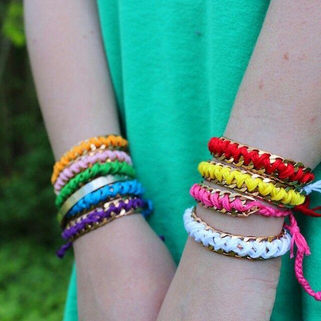 #friendship #bracelet is here! ♡♡