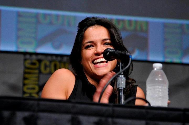 Michelle Rodriguez - Comic-Con 2012