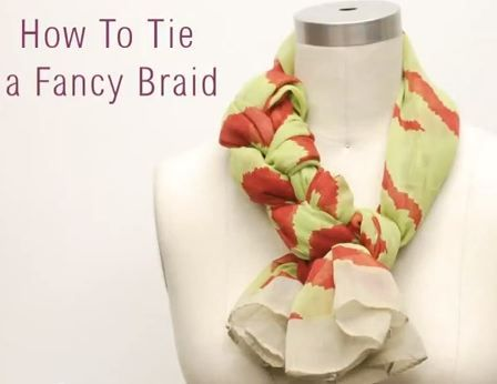 More Scarf Jewelry Tutorials and Inspirations - The Beading Gem's Journal