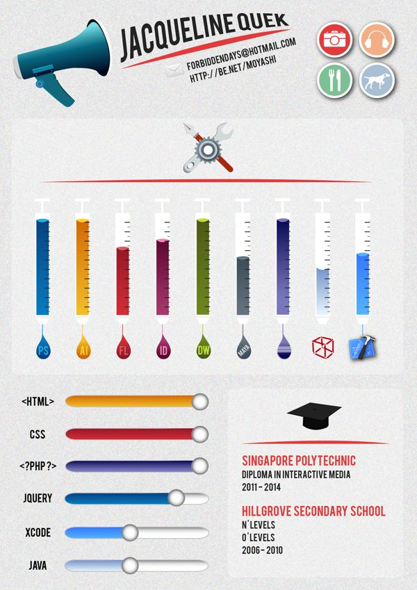 17 best images about infographic resumes on pinterest infographic resume creative resume and cv design