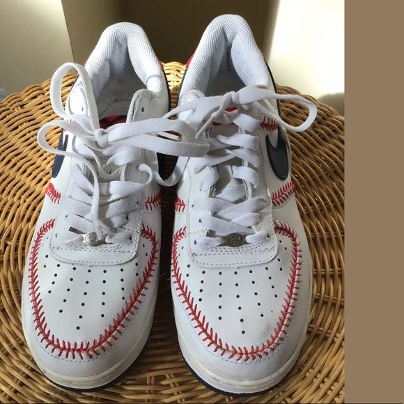 Boston red sox shoes, Nike air force