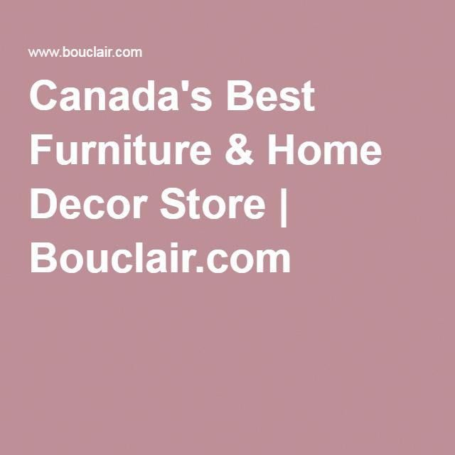 Canada S Best Furniture Home Decor Store Bouclair Com