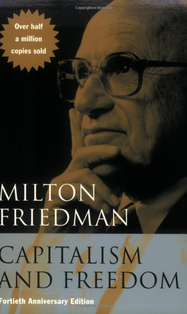 Capitalism and Freedom Summary & Study Guide