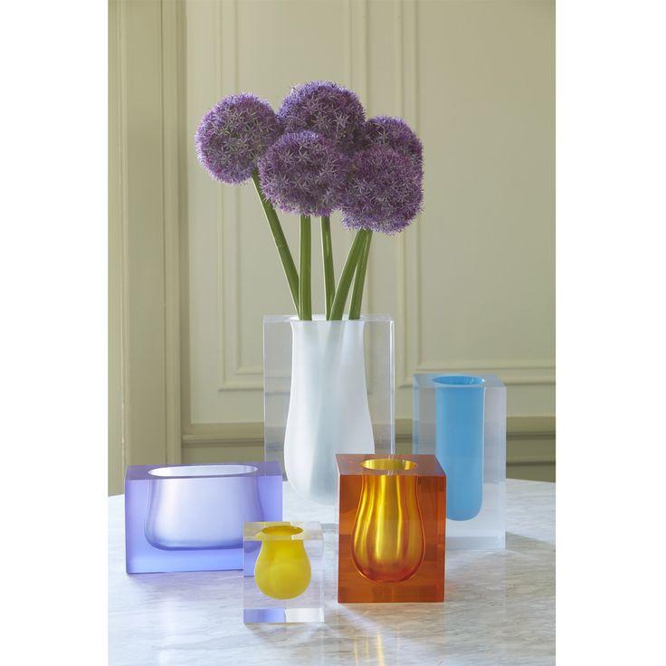 large bel air scoop vase, $395, Jonathan Adler (new)