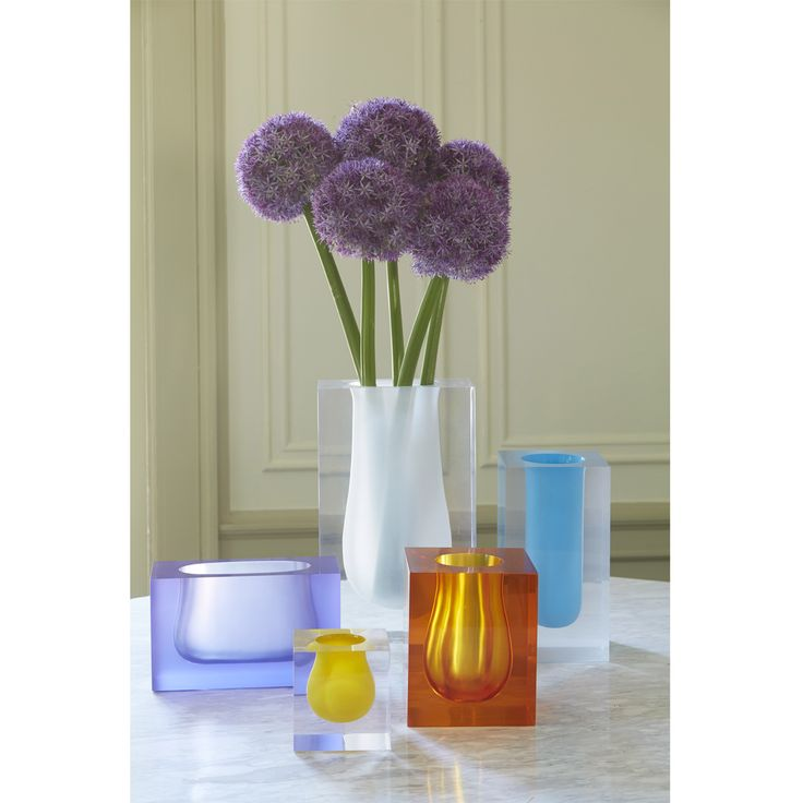 large bel air scoop vase, $395, Jonathan Adler (new)