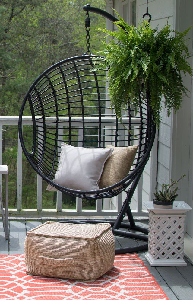 1000 Ideas About Outdoor Hanging Chair On Pinterest Hanging Egg Chair Diy
