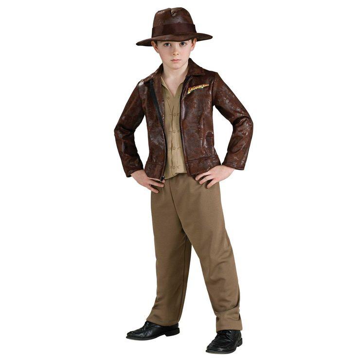 Indiana Jones - Deluxe Indiana Child Costume from Buycostumes.com