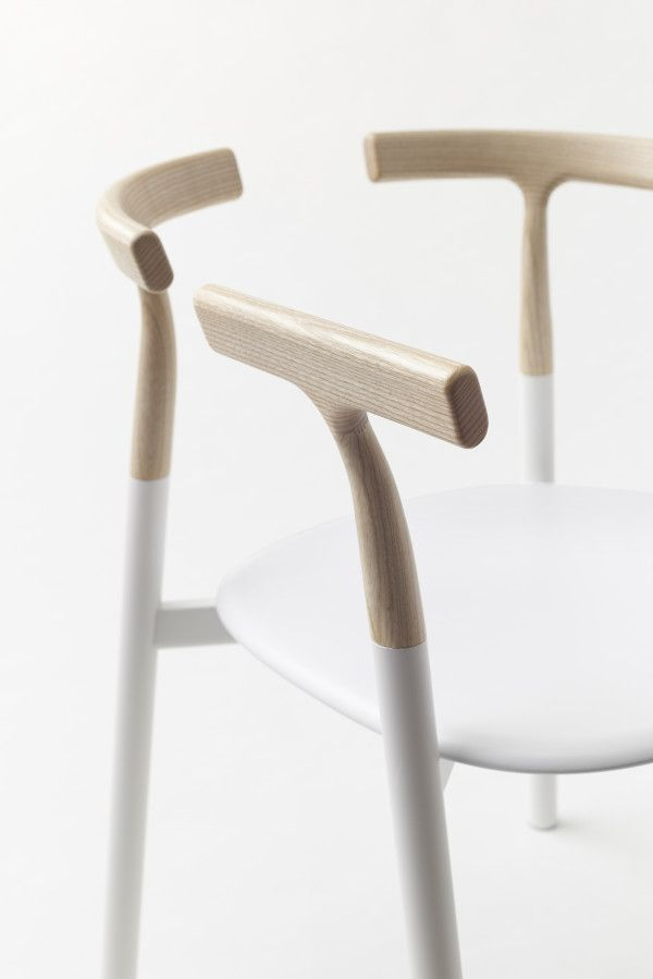 Twig Chair by Nendo