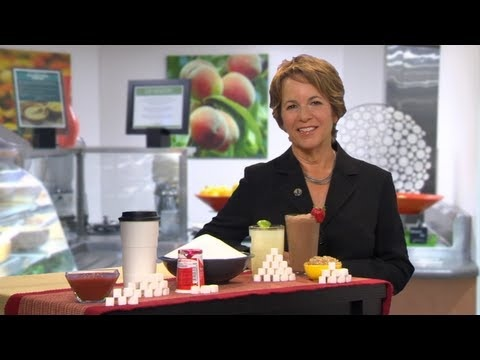 Picturing how much sugar is in foods - Healthy eating advice from Herbalife