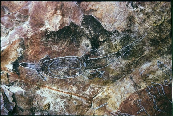 135038PD: Aboriginal rock painting in the Kimberley, c1979.  http://encore.slwa.wa.gov.au/iii/encore/record/C__Rb2544958__S135038pd__Orightresult__U__X3?lang=eng&suite=def